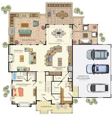 corner lot floor plans house plan corner design minimalisthouse co lot home floor plans