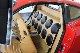 Ferrari 458 Upgrades - ferrari car stereo audio speaker sound system scuderiaudio com