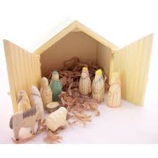 wooden nativity set buy east of india wooden nativity set for 39 99 as a gift from
