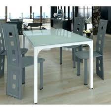 table de cuisine en verre trempé table de cuisine en verre meuble cuisine verre trempe cuisine table