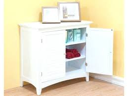 small white storage cabinet bathroom floor storage cabinet remarkable bathroom floor cabinet at