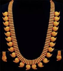 traditional kerala jewellery designs for malayali