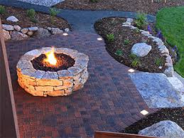 Landscape Fire Features And Fireplace Image Gallery Fire Pits Fireplaces Features Las Vegas Henderson Spring