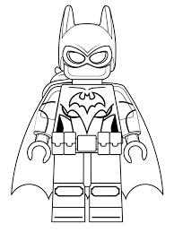 kids n fun co uk coloring page lego batman movie lego batgirl