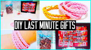 last minute gifts for diy last minute gift ideas for boyfriend parents bff