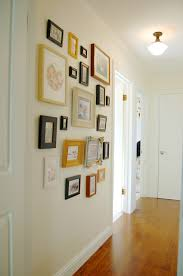 how to hang an eclectic gallery that u0027s quite nice