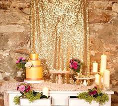 wedding backdrop gold 10ft 10ft wedding backdrops gold sequin backdrops sequin photo