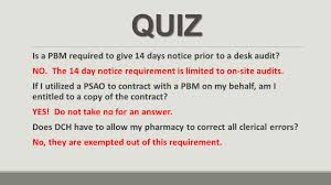 Desk Audit Best Practices For Avoiding Or Surviving An Audit Ppt Video