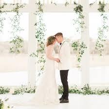 all white wedding ideas weddinggawker