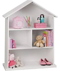 White Storage Bookcase by Buy Mia Dolls House Bookcase White At Argos Co Uk Your Online