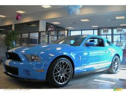 Mustang Shelby Gt500 Black 2012 Ford Mustang Shelby Gt500 Svt Performance Package Coupe In