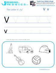 15 best pre k letter v images on pinterest preschool ideas
