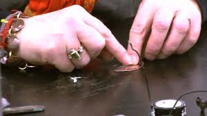 salt water etching for jewelers youtube