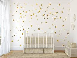 gold star decal etsy gold vinyl wall stickers decals stars star decal set for baby nursery