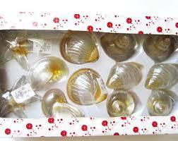 seashell ornament etsy
