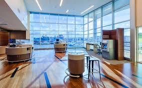 Interior Credit Union Retail Banking Branch Design Showcase Spring 2016