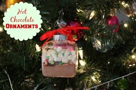 me and my pink mixer chocolate mix ornaments