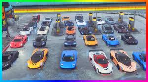 Cool Car Garages by Gta Online Ultimate Super Car Special Best Super Car Garages