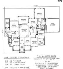 Floor Plans With Bonus Room 100 5 Bedroom House Plans With Bonus Room Modern House Plan