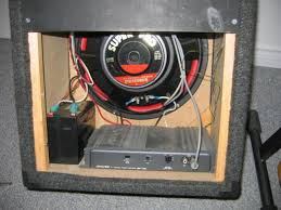 How To Build A Speaker Cabinet Simple Mono Guitar Preamp