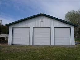 large 3 car garage wide 3 car steel garage buildings