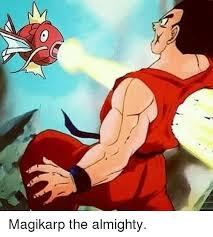 Magikarp Meme - magikarp the almighty magikarp meme on sizzle