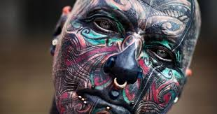 the link between tattoos piercings and demonic portals