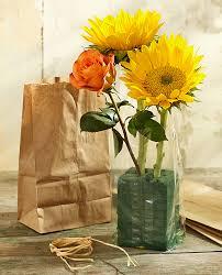 Bag Vase Diy Paper Bag Vase The Perfect Goodie Bag Petal Talk