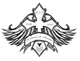 rip cross designs 3974 jpg tatts cross design on your easily big