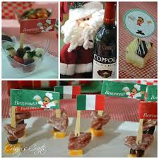 crissy u0027s crafts italian holiday night
