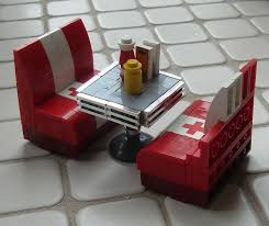lego diner booth table scrap by mister oo7 on deviantart
