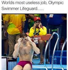 Worlds Funniest Meme - worlds most useless job swimmer lifeguard funny meme funny memes