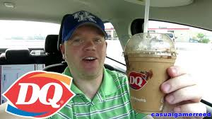 reed reviews dairy queen ultimate frappe mocha youtube