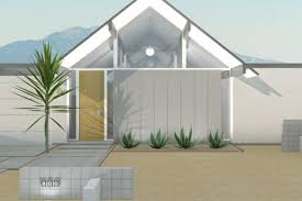 brand new eichler homes could be coming to palm springs curbed