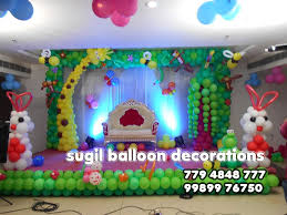 Wall Decoration With Balloons by Balloon Decorations Cute Balloon Decoration With Pictures