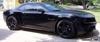 black camaro with black rims black camaro camaros black camaro cars and