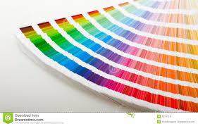 Cmyk Spectrum Cmyk Swatches Stock Images Image 1014754