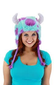 amazon com elope monster university sulley deluxe hoodie toys