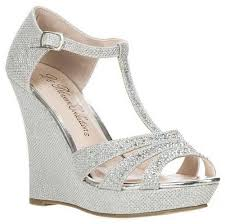 silver wedding shoes wedges silver wedding shoes wedding ideas