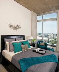 teal bedroom ideas teal bedroom bedroom contemporary with black furniture wall