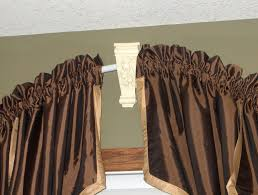 curtains rods for arched windows home design ideas