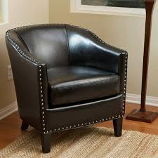 Leather Swivel Club Chairs Accent Chairs Costco