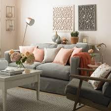 home colour schemes interior living room colour palettes 1 peach and grey living room colour
