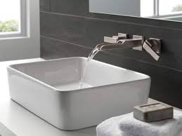 Kohler Wall Mount Faucets Bathroom Wall Mounted Bathroom Faucets 48 Wall Mounted Bathroom