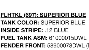 paint code for pinstripe harley davidson forums