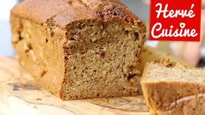 cuisine sans sucre recette cake banane amande sans beurre et sans sucre ajouté