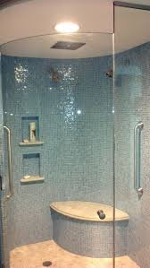 Bath Room Showers Bathroom Glass Tile Shower Bathroom Shower Wall Tile New Haven