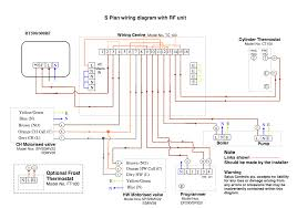 oil furnace wiring diagram thermostat bright boiler s plan