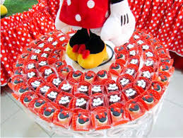 minnie mouse party ideas minnie mouse bday party food ideas food