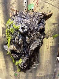 creeping willow mask pumpkin pulp shop horror halloween